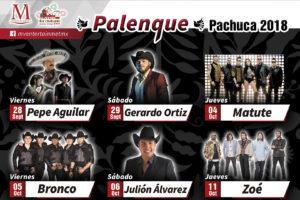 Feria de Pachuca 2018