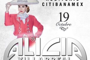 Alicia Villarreal – 19 de Octubre